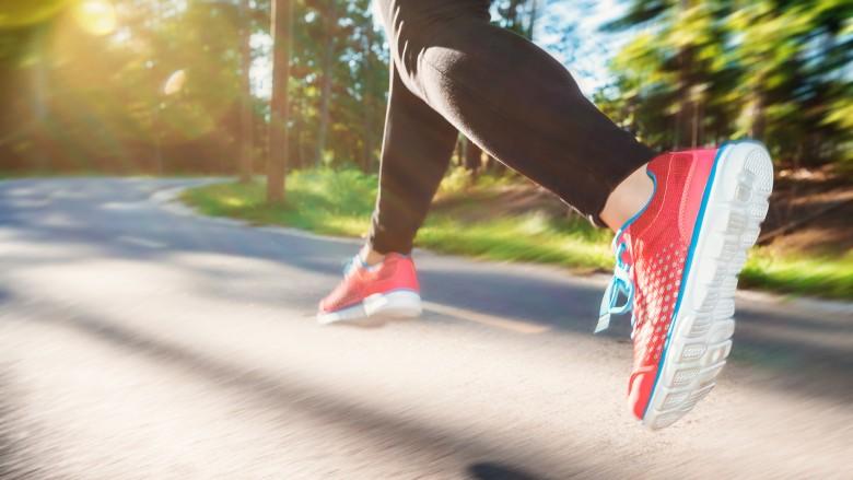 jogging benefit